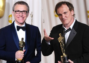 Tarantino Waltz Oscars