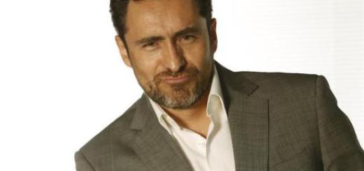 Demian Bichir Hateful Eight
