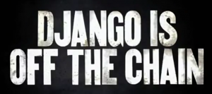 Django Unchained trailer screenshot