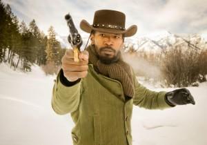 Jamie Foxx as Django Unchained