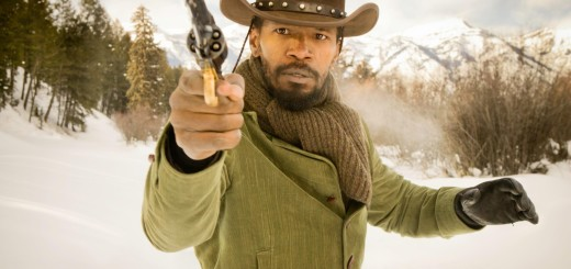 Jamie Foxx as Django Unchained