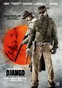 Django Unchained poster deutsch