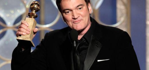 Tarantino Golden Globes