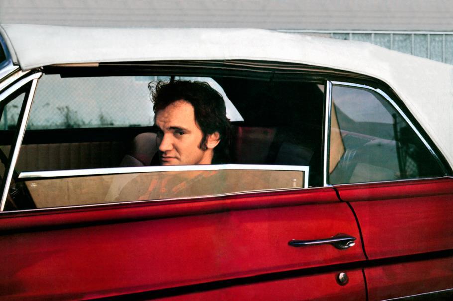 Tarantino's Chevy Malibu