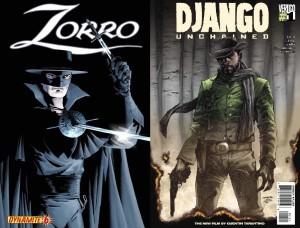 DjangoZorrocomic Tarantino
