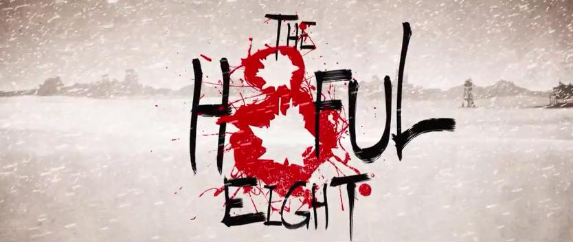 The Hateful Eight teaser