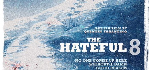 The Hateful Eight official teaser poster