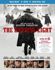 The Hateful Eight BluRay Target