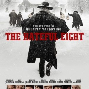 the hateful eight bluray dvd