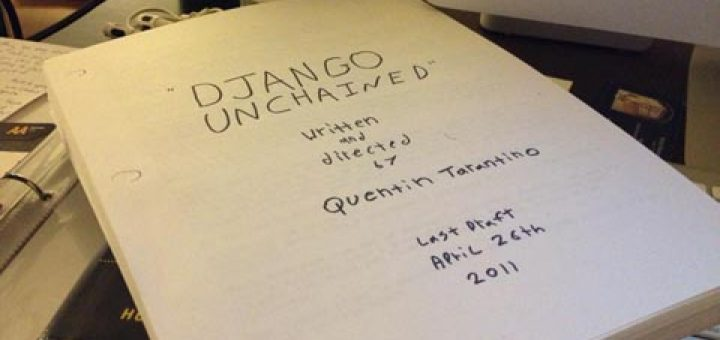 Tarantino screenplay