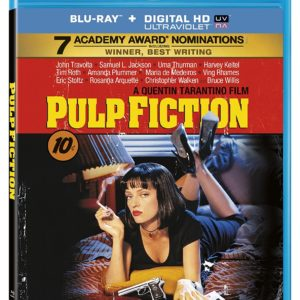 Pulp Fiction BluRay