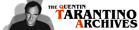 The Quentin Tarantino Archives logo