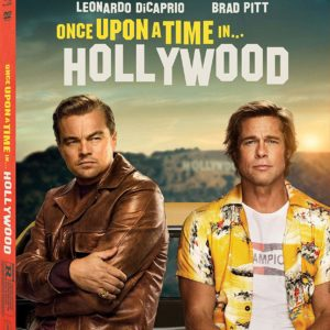 Once Upon a Time... in Hollywood BluRay